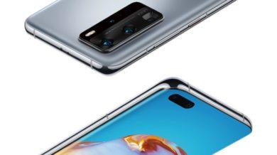 「Huawei P40」シリーズ