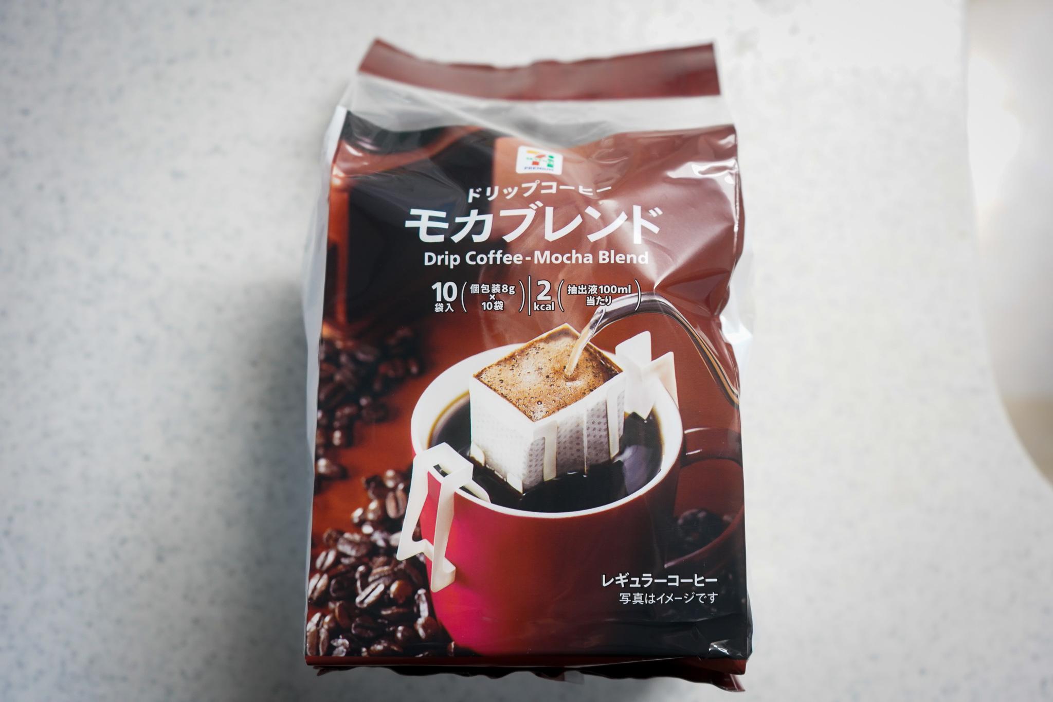 ドリップコーヒー モカブレンド